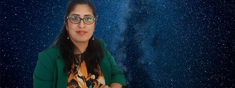 Una científica mexicana llevará la realidad virtual al espacio