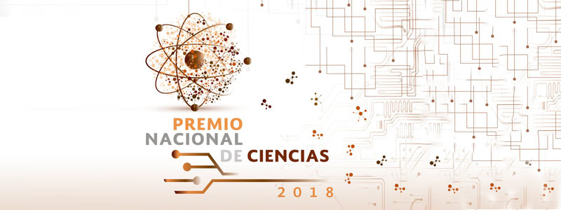 Convocatoria Premio Nacional de Ciencias 2018