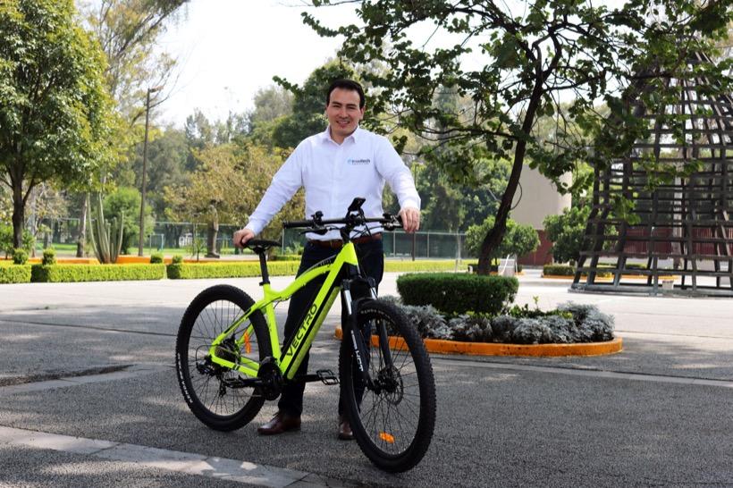 Multiplica Imaatech viajes con su bicicleta eléctrica