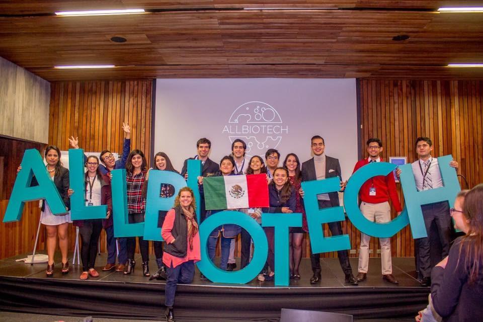 Guanajuato será sede de la segunda cumbre de jóvenes líderes en biotecnología de Latinoamérica (Allbiotech 2018).