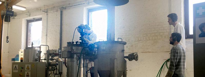 Escalan etapa de pretratamiento a nivel piloto para mejorar producción de bioetanol