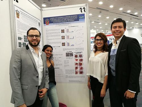 Crean científicos mexicanos compresa que cura úlceras en piel y protege de infecciones, vía nanotecnología