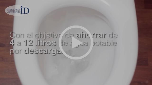 Crean en la UNAM sanitario seco ahorrador de agua