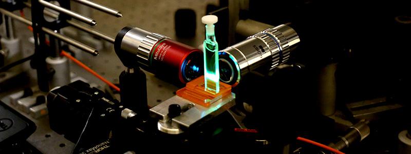 Microscopia con hoja de luz láser: innovación para análisis de muestras biológicas