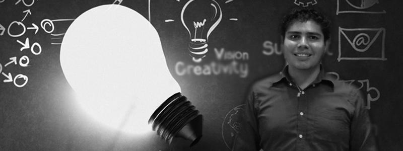 Edgar Ledezma, talento emprendedor