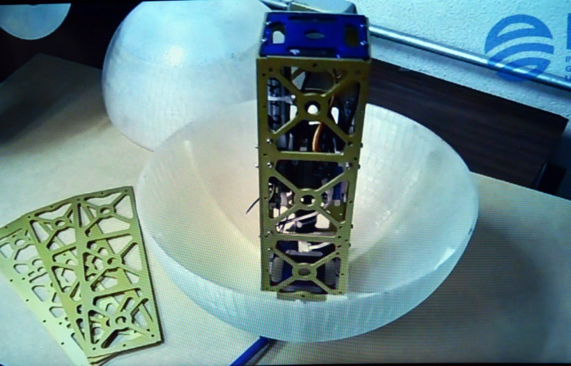 Recibe UNAM dos patentes por tecnología para estabilizar satélites