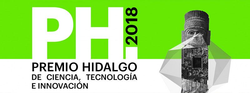 Participa en el Premio Hidalgo de Ciencia y Tecnología