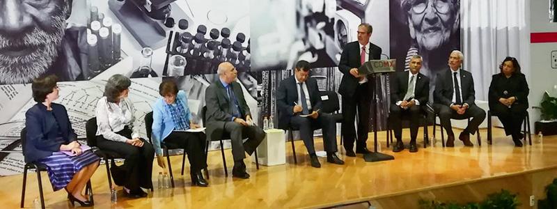 Construirá IPN Centro de Investigación sobre el Envejecimiento en CDMX