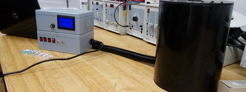 Nuevo modelo de fotorreactor para tratamiento de aguas residuales