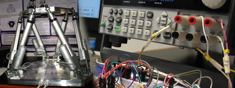 Robot hexápodo para la academia y la industria