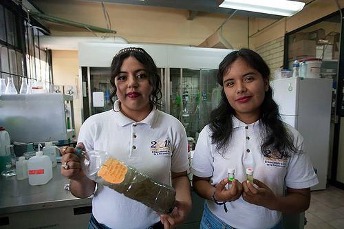 Obtienen estudiantes de ingeniería combustible limpio a partir de aguas negras