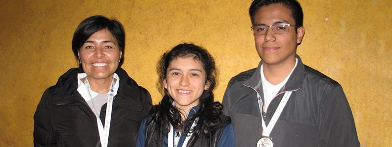 Estudiantes queretanos representarán a México en feria de ciencias en Arizona