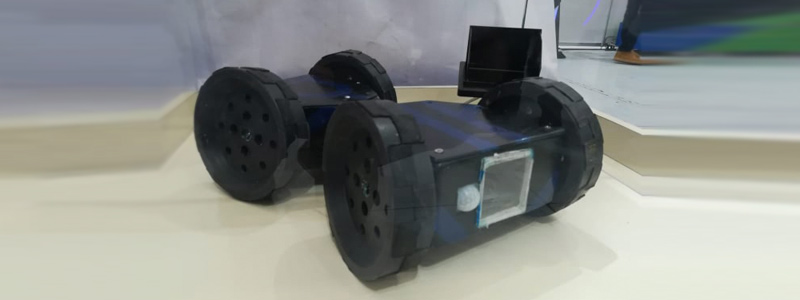 Heiland, el robot politécnico de búsqueda y rescate