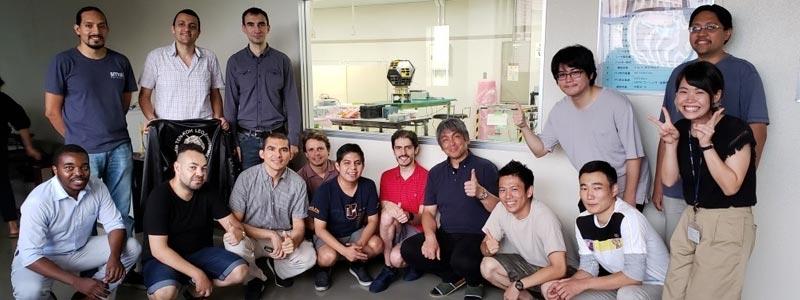 Ten-Koh: el satélite japonés con tecnología mexicana