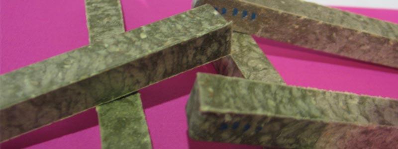 Estudiantes desarrollan materiales a partir de tetra pak reciclado