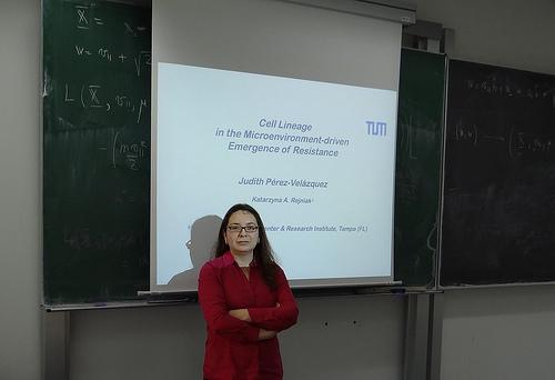 Brillante científica mexicana a punto de obtener el más alto nivel académico en Alemania