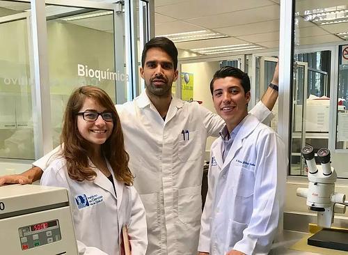 Crea joven científica mexicana dispositivo que detecta enfermedades de transmisión sexual en 10 minutos