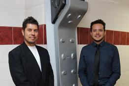 Crea politécnico secador corporal para disminuir uso de toallas