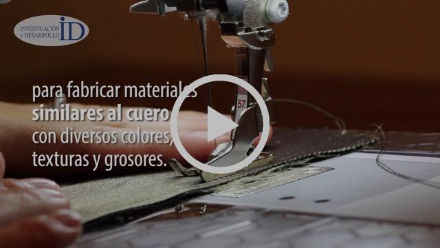 Crean biotecnólogos mexicanos piel vegetal para uso en la industria textil
