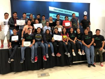 participantes del Hack León 2019