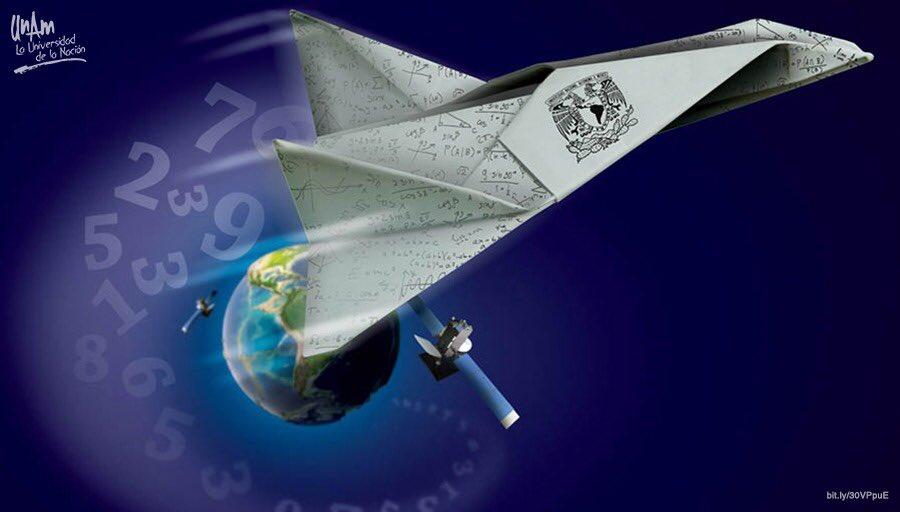 UNAM astronáutica